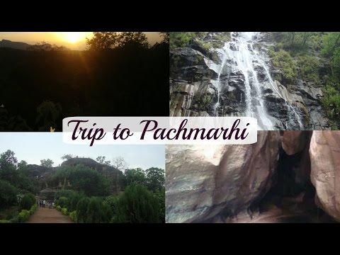 TRIP TO PACHMARHI