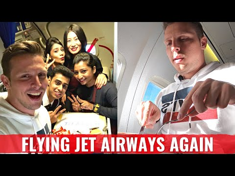 Review: I Flew JET AIRWAYS AGAIN After My NIGHTMARE FLIGHT