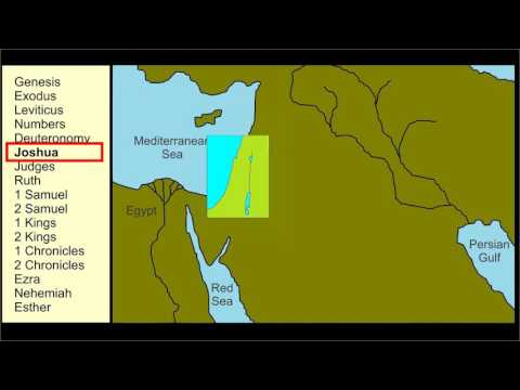 Old Testament History Map