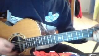 la chanson des restos guitare