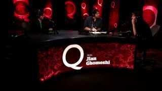Phoenix's Thomas Mars & Laurent Brancowitz in Studio Q