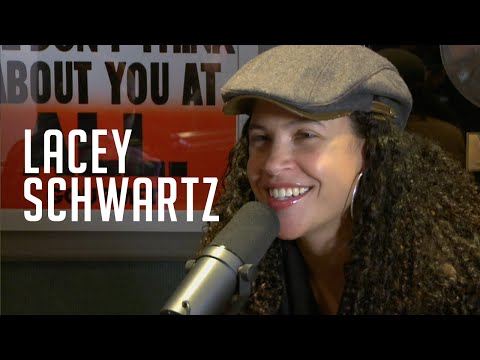 "Movie ""Little White Lie"" creator Lacey Schwartz talks not knowing she was black..."