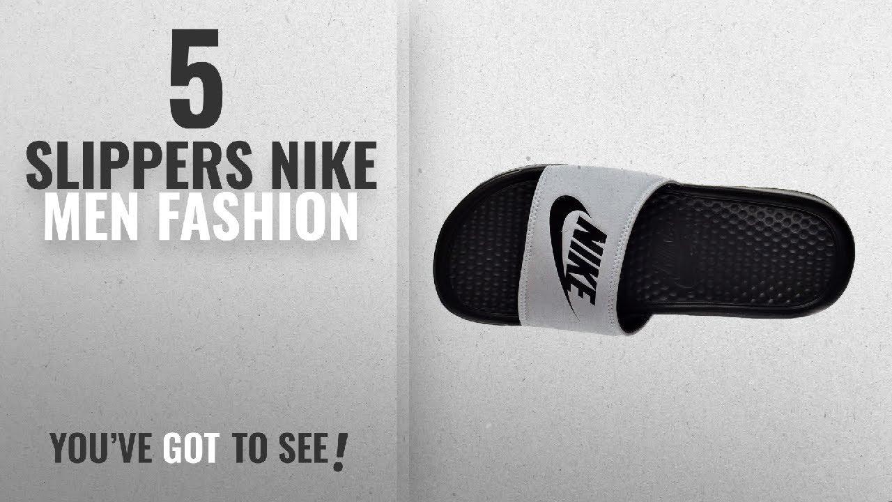 Top 10 Slippers Nike [Men Fashion Winter 2018 ]: Nike