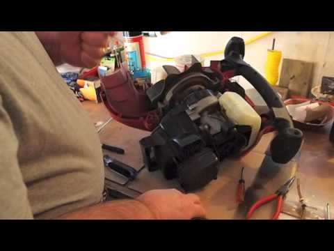 Troy bilt TB320BV shredder leaf    vac     YouTube
