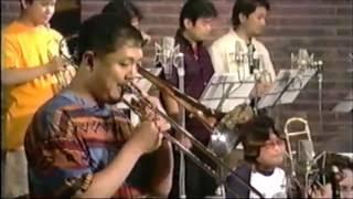 オルケスタ・オバタラ・ラ・グランデ、July 2000、Ldr, Tb:Hideaki Nak...