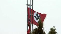 Outrage over Sask. home flying Nazi flag
