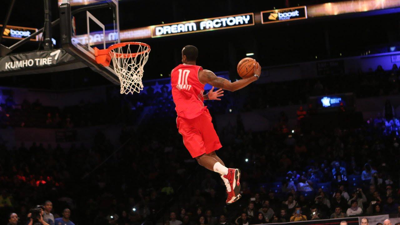 Watch the best dunks from the 2015 nba d league dunk contest