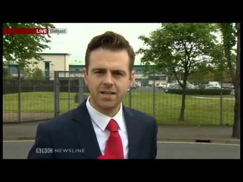 Live report on stabbing at Belfast Metropolitan College