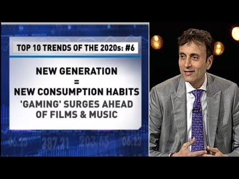 Top Trends Of The 2020s: #6 - New Generation = New Consumption Patterns