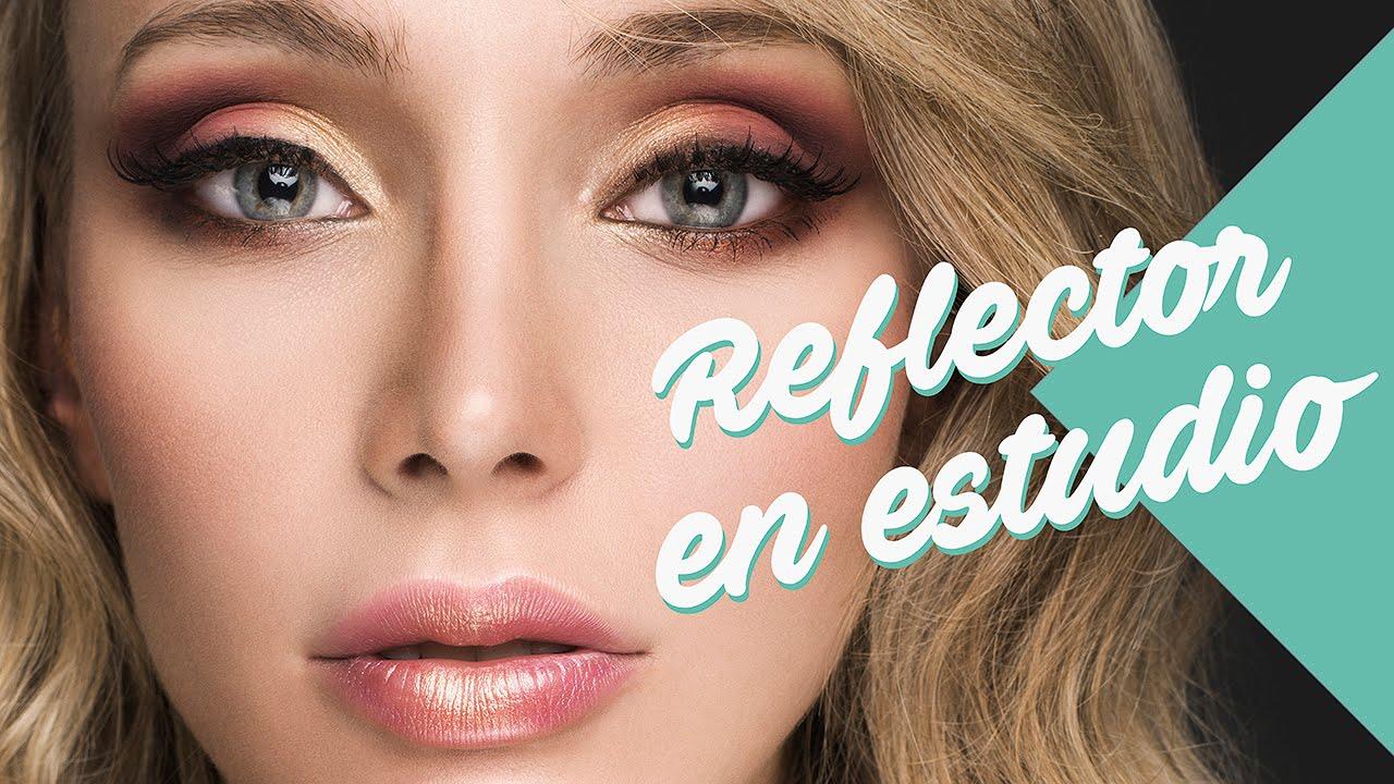 Aprende A Usar Reflectores En Estudio Para Fotografía Youtube