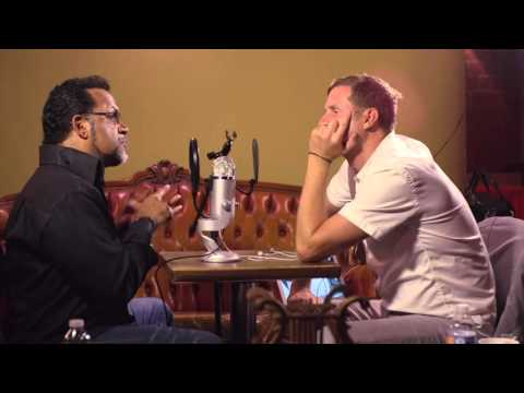 """Carlton Pearson on """"The Robcast"""" with Rob Bell"""