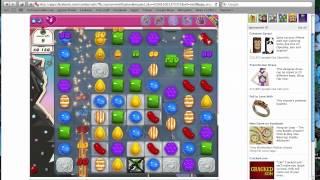 Candy Crush Saga level 100