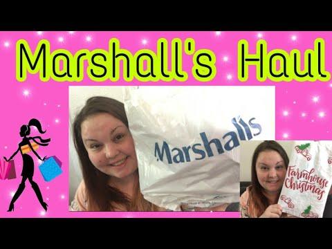 Marshalls Haul | Clothing & Rae Dunn