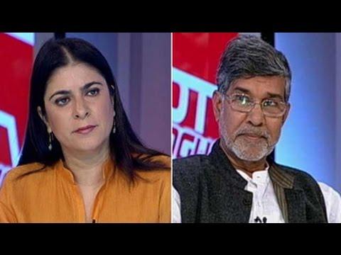 The NDTV Dialogues with Nobel laureate Kailash Satyarthi