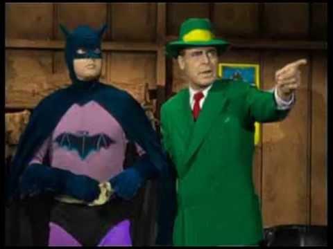 Photos en couleur de The Batman (1943-1949)
