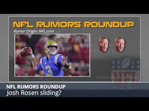nfl-rumors-josh-rosen-to-the-patriots-tom-brady-s-future-malik-mcdowell-and-earl-thomas-latest