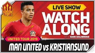 Manchester United vs Kristiansund With The Drawty Devil & TUS Team (Goldbridge on Holiday)