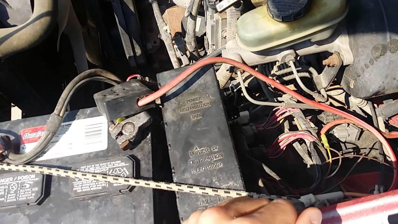 tachometer ranger or mazda b series youtubetachometer ranger or mazda b series st youtube mazda b2200 engine wiring  [ 1280 x 720 Pixel ]