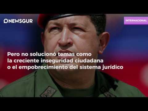 Hugo Chávez y Venezuela