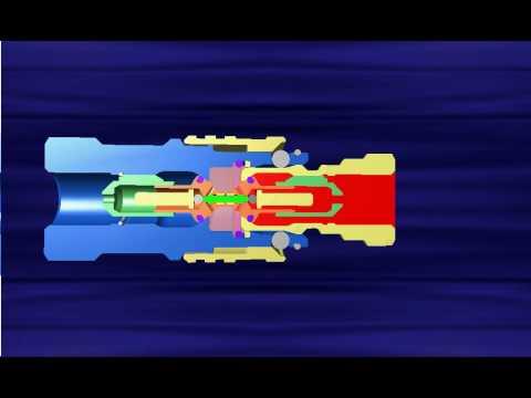 Hydraulik schnellkupplung funktion