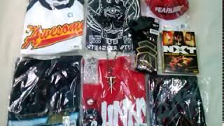 Camiseta The Miz, Boné Nikki Bella, Luva Roman Reigns | Mercadão Wrestling