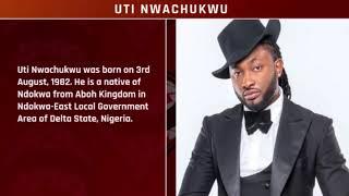 #CelebrityProfile: Ihe banyere Uti Nwachukwu
