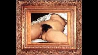 Gustave Courbet The origin of the World/Allure featuring JES- Show Me The Way Spaarkey remix