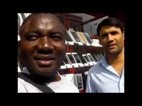 Black Shops in Fulham, ANDY LUMEH Ministries, Evangelist, Singer Songwriter, Producer
