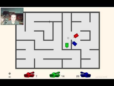 продолжение безумия:) Танки на троих. поиграйте