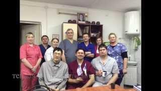 ВЭШКа, Обучение по артроскопии, Курган , февраль 2014