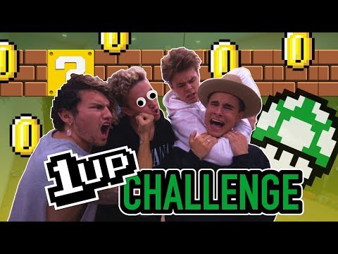 THE ONE-UP CHALLENGE (WHO IS BETTER!?)