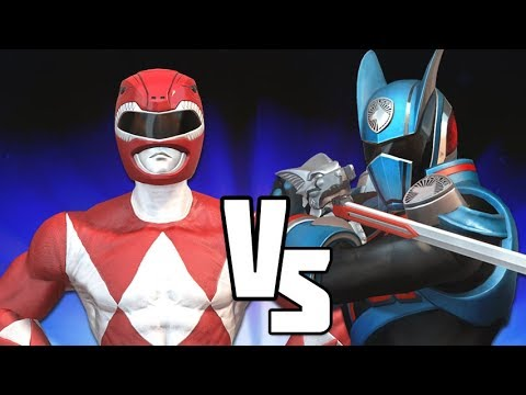 Jason Vs Shadow Ranger Power Rangers Battle For The Grid
