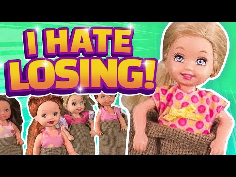 Barbie - Isabelle Hates Losing | Ep.158