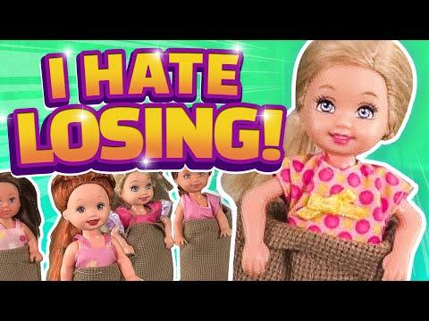 Barbie - Isabelle Hates Losing | Ep