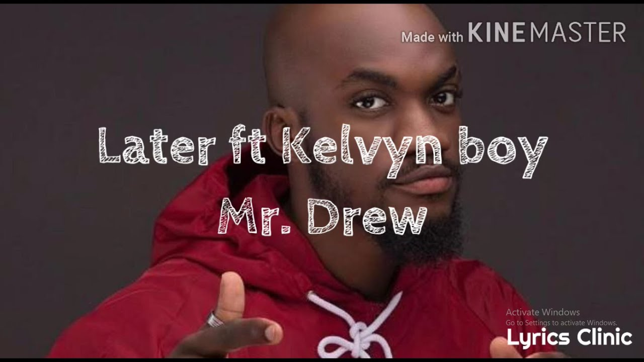 Kelvyn Boy jams to Stonebwoy's 'Putuu' song [Watch] - blogger.com