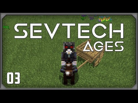 Sevtech Ages EP3 Totemic Buffalo Ceremony + Horse Power