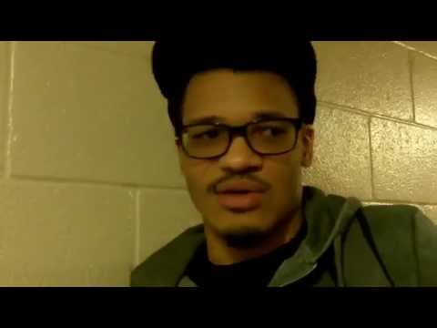 Christon Gray SXSW 14 interview by Sketch the Journalist