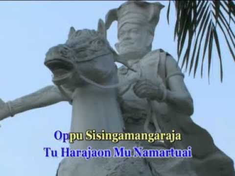 BATAK Duet Eteng Eteng - Oppu Sisinga Mangaraja