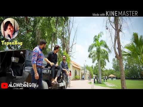 Aankhon Mein Hai Uska Chehra Love story song (TapanBag)