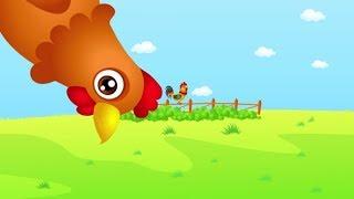 Piosenka o zwierzątkach na farmie dla dzieci