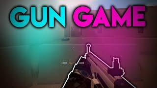 AN ACTUAL GUN GAME on PHANTOM FORCES... (roblox)