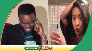 Momo Wade répond à Zeyna Ndour et appelle en pleine emission…« Pour mou léér… »