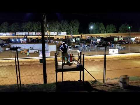 Laurens Speedway Stock Thunder 7/29/17