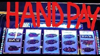 **HANDPAY!!!** *GOLDEN BELL* (QUICK HIT BY BALLY) 8 QUICK HITS!!!!+BUFFALO GRAND FREE SPINS