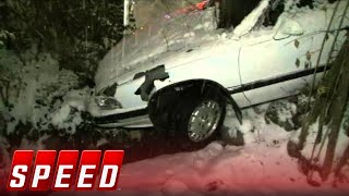 Wrecked - Season 2 Episode 4 - The Ice Storm Cometh | SPEED
