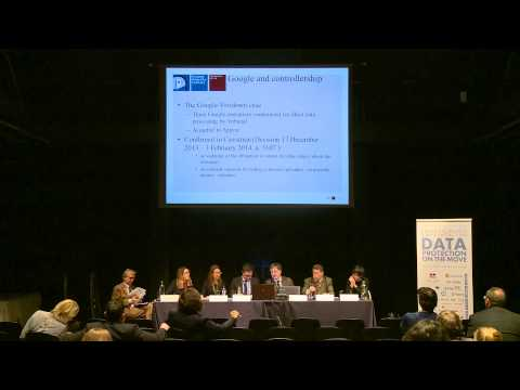 CPDP 2015: Judicial activism in the field of data protection law. ...
