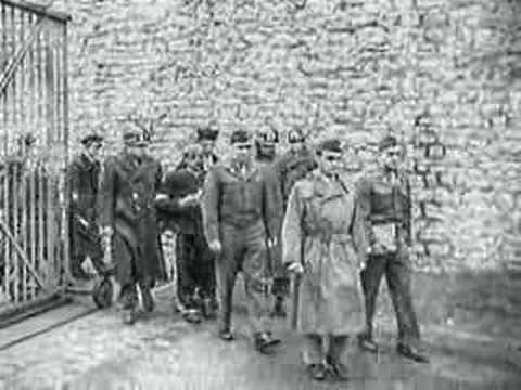 November 1945 German hanging