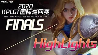 [王者荣耀] Week 8 Hightlights | 2020 KPLGT 秋季赛 | Honor of Kings