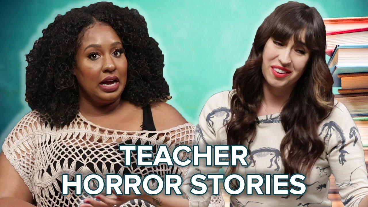 Наставнички раскажуваат хорор приказни од работното место