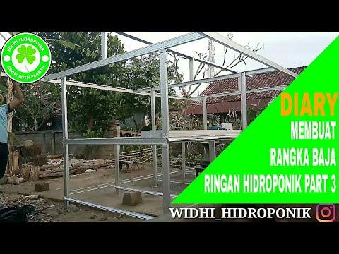 Rangka Baja Ringan Bali Single Fighter Membuat Greenhouse Dari Untuk